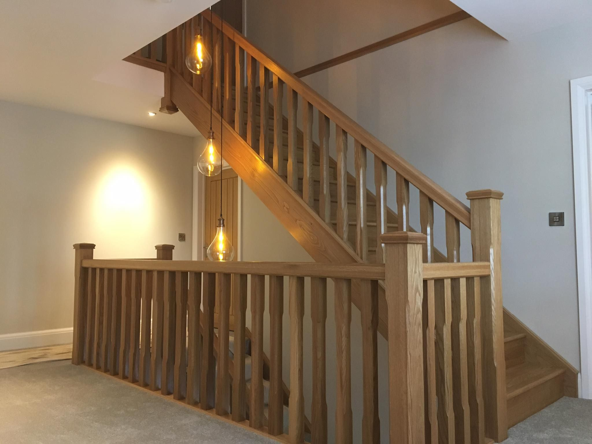 Best Take A Look At The Stunning Solid Oak Staircase And 400 x 300