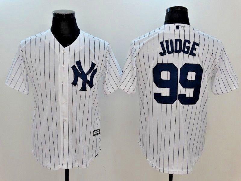 e40aa16bd3d Aaron Judge  99. New York Yankees White  Gray Cool Base MLB Jerseys. Cool  Base Jersey. Available Colors  White  Gray. Material - 100% Polyester.