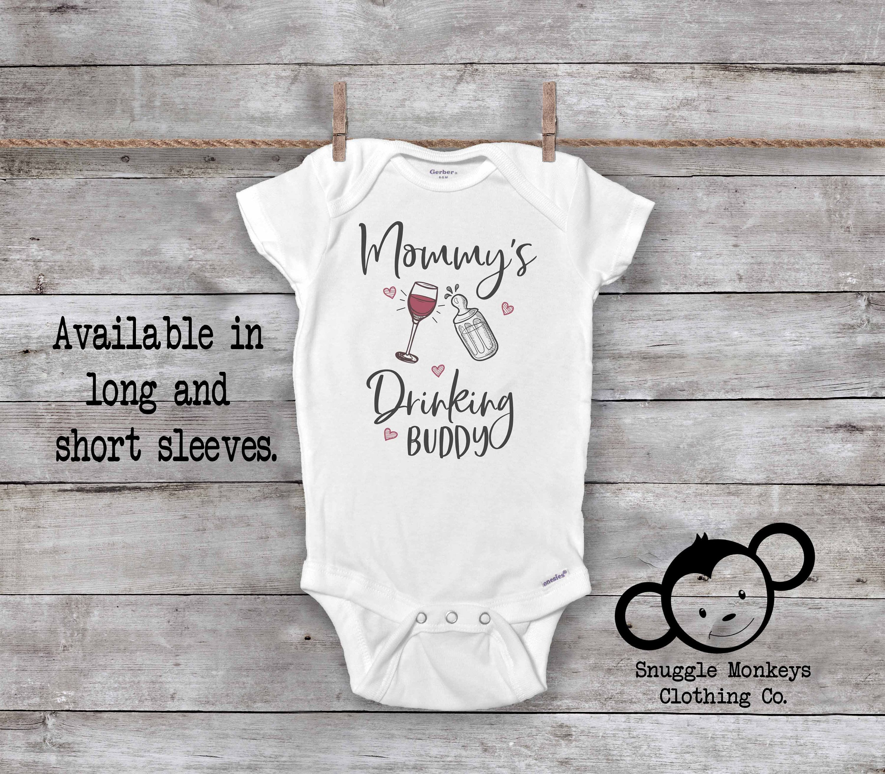MAGICIAN BODY SUIT PERSONALISED MUMMY/'S LITTLE BABY GROW NEWBORN GIFT