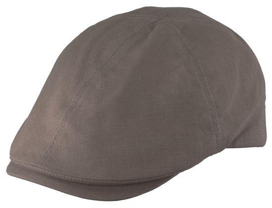 078b1864190 6303-82 Linen Blend Duckbill Cap