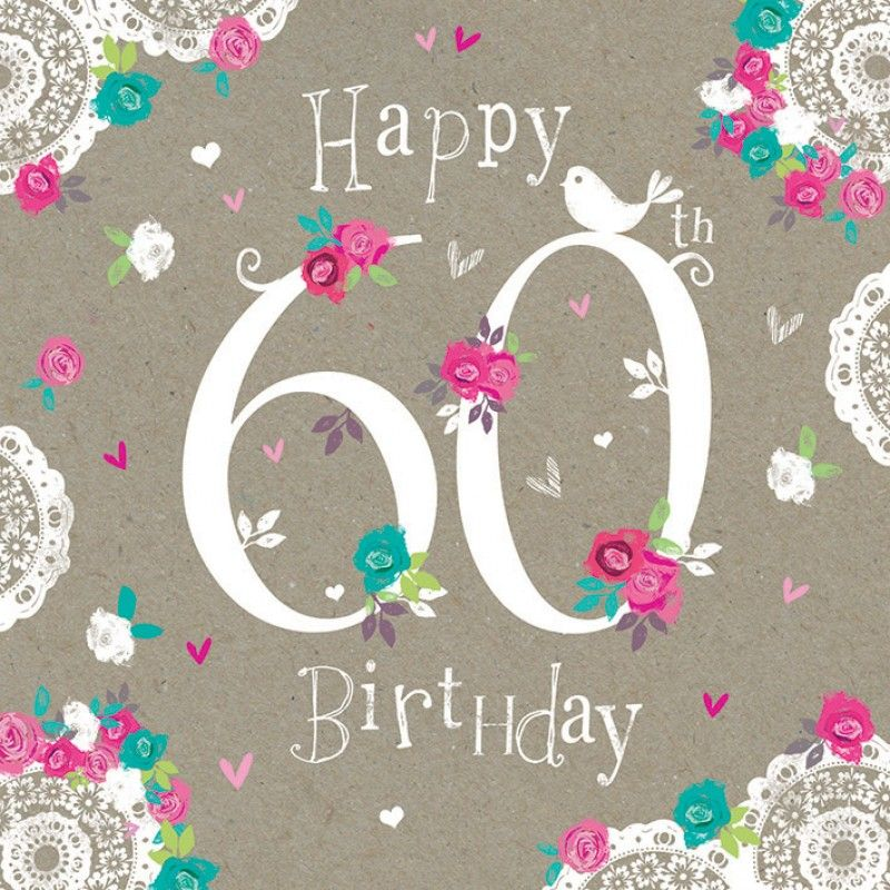 happy 60th birthday eileen Google Search – 60th Birthday Sayings for Cards