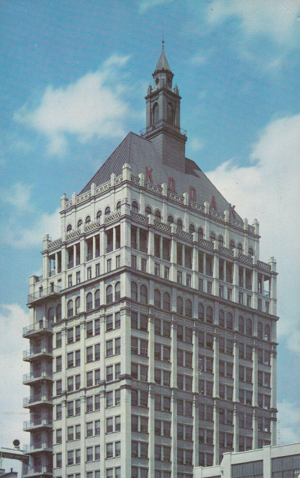 P/C of The Kodak Office Building, 19 stories, Rochester