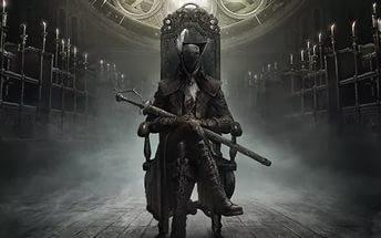 Bloodborne Canvas Wall Poster Bloodborne Art Dark Souls Bloodborne
