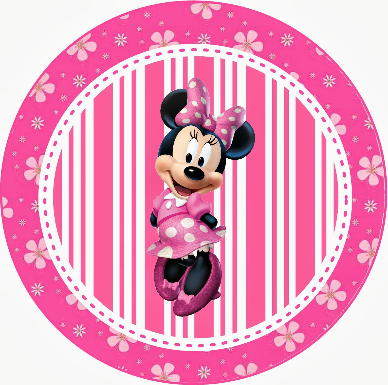 Pin By Crafty Annabelle On Minnie Mouse Printables