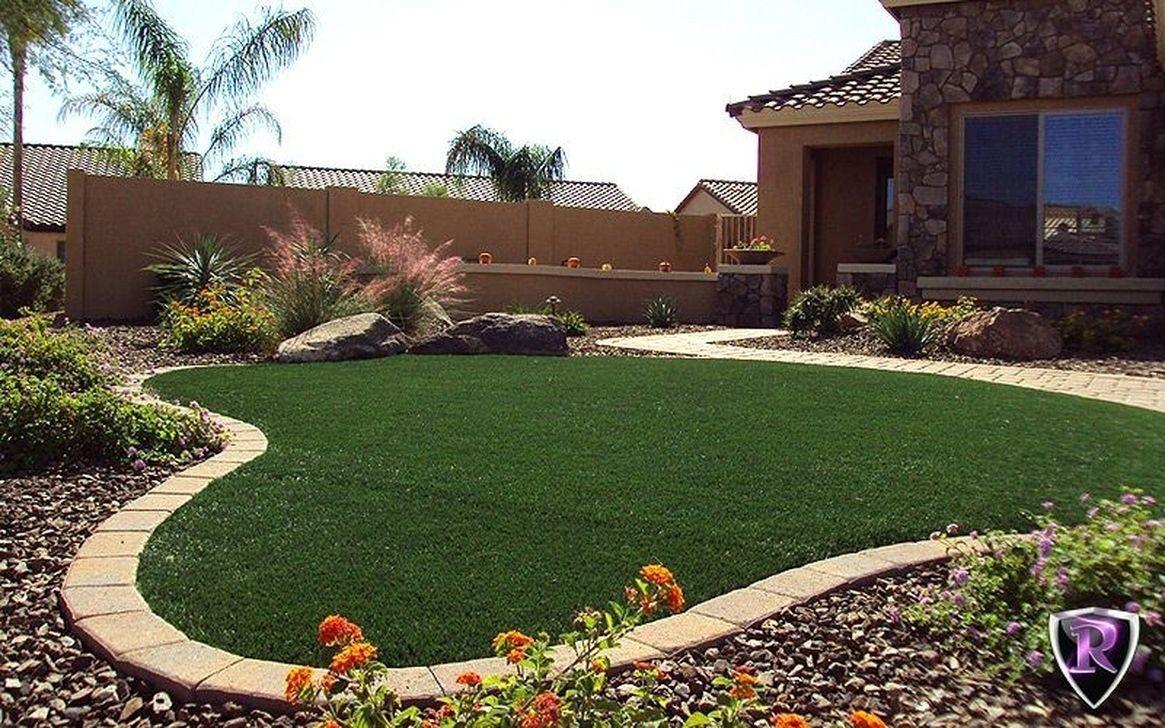 20+ Elegant Backyard Landscaping Remodel Ideas   Desert ...