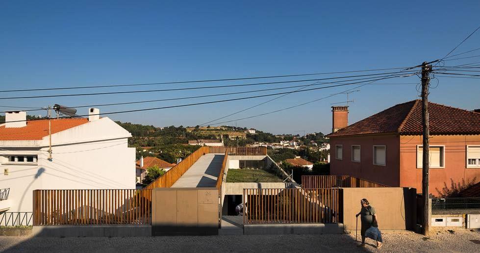 Antonio Costa Lima, Casa em Caxias, Portugal  © Fernando Guerra, FG+SG Architectural Photography