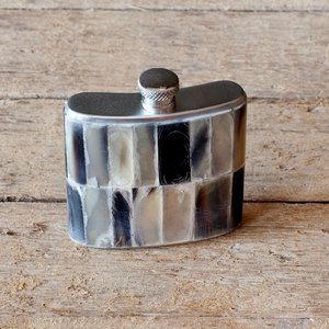 Horn Flask, $34, now featured on Fab.