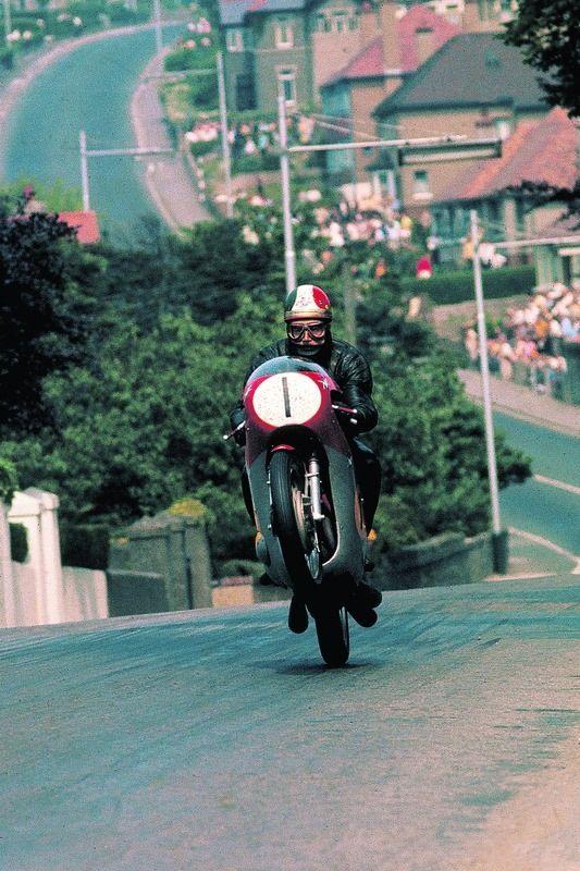 Isle of Mann TT, Giacomo Agostini, MV Augusta