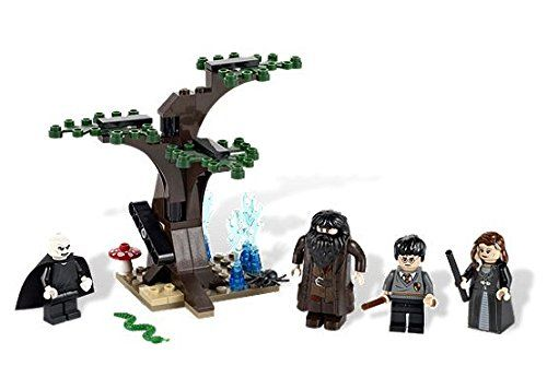 Help Harry Potter Face Lord Voldemort In The Forbidden Forest In Forbidden Forest Lord Voldemort An Harry Potter Face Lego Harry Potter Harry Potter Lego Sets