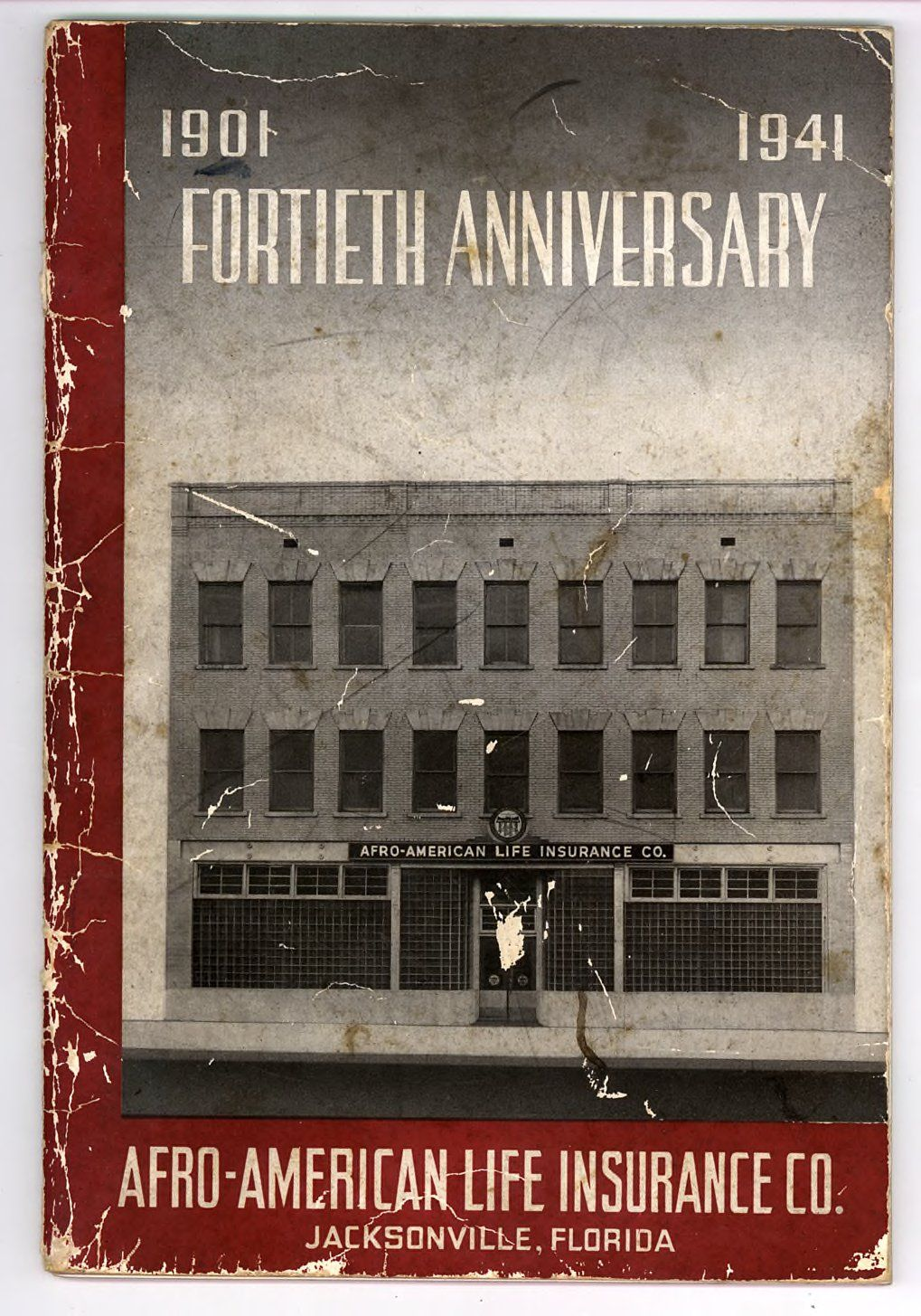19011941, fortieth anniversary, AfroAmerican Life
