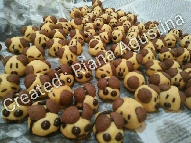 Resep Nastar Doggie Lebah Kue Kering Oleh Riana Agustina Resep Nastar Kue Kering Lebah