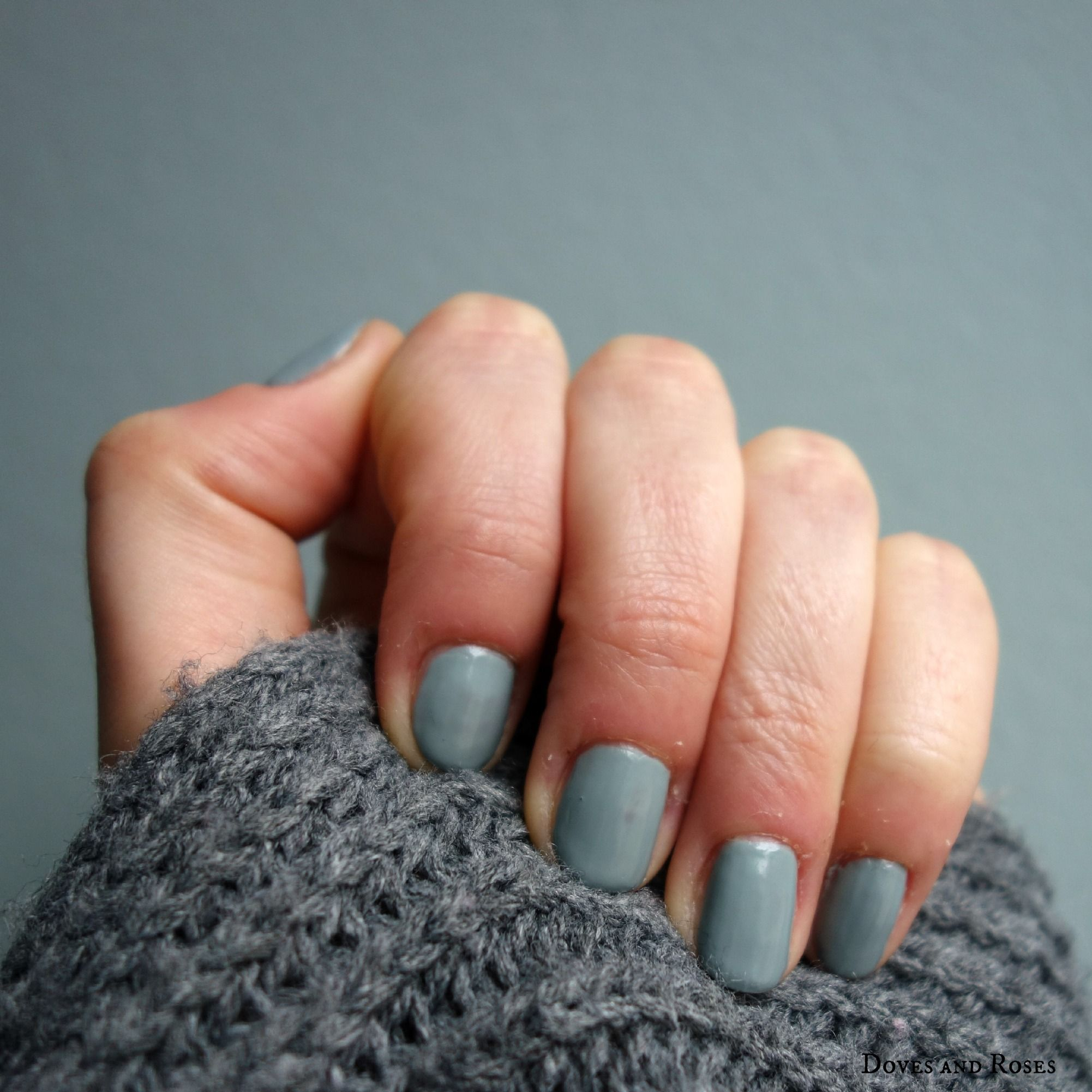 My new nail polish love: Essie Maximillian Strasse her. An amazing ...