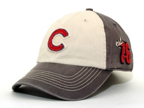 Chicago Cubs 'Gray Myth MLB' Franchise Cap by '47 Brand by '47 Brand. $24.95. Fitted. Embroidered Chicago Cubs on back. Color: Navy. Garment Washed. Vintage rip. The 'Gray Myth MLB' Chicago Cubs style is all about emphasis. The logos on the MLB hats are presented on the front and back of the cap in raised embroidery. The easy fit and comfortable fitted closure makes these MLB hats the most wearable today. Features:  MLB Licensed By '47 Brand INCHES CENTIMETERS HAT S...
