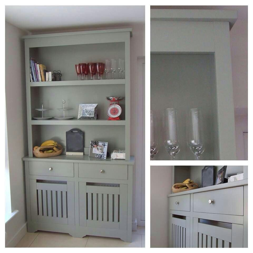 Tall Radiator Cover Good Use Of Space Radiator Cover Kitchen