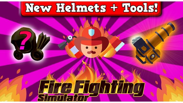 1 Fire Fighting Simulator Roblox Roblox Firefighter