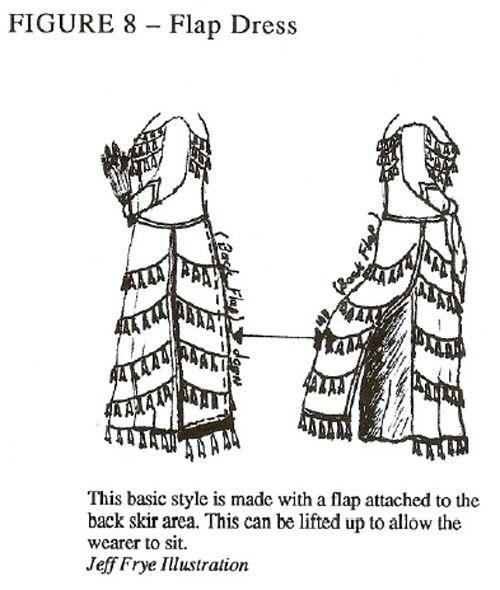 Lakota Music and Dance...Jingle Dress Construction and