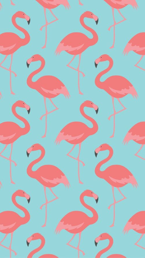 Download Flamingo Pattern Apple Iphone 5s Hd Wallpapers