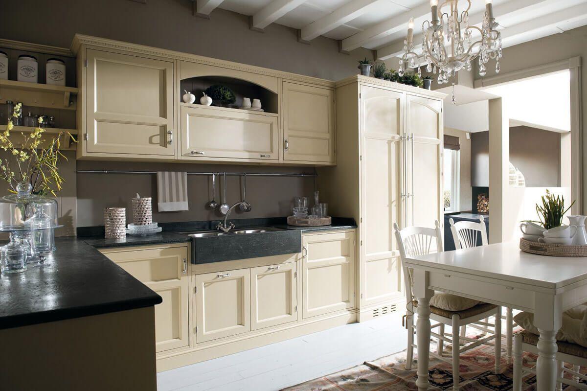 englische-landhauskueche-weiss.jpg 1.200×799 Pixel   keuken ...