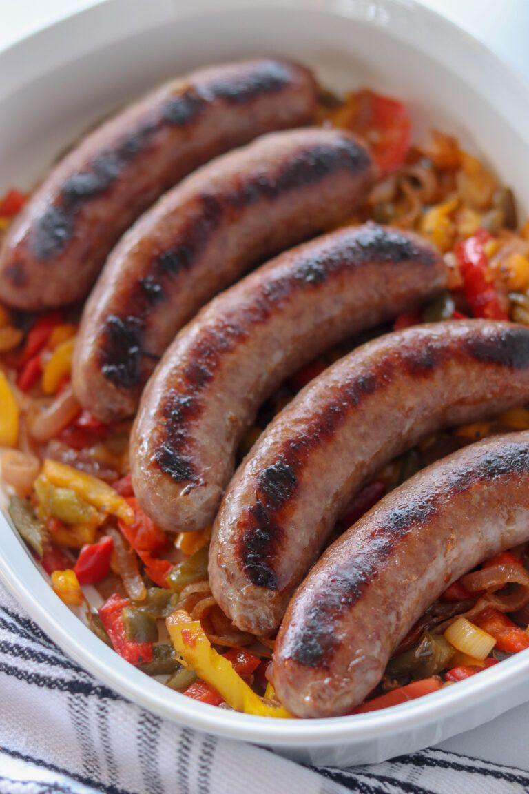 Cooking brats in the oven recipe how to cook brats
