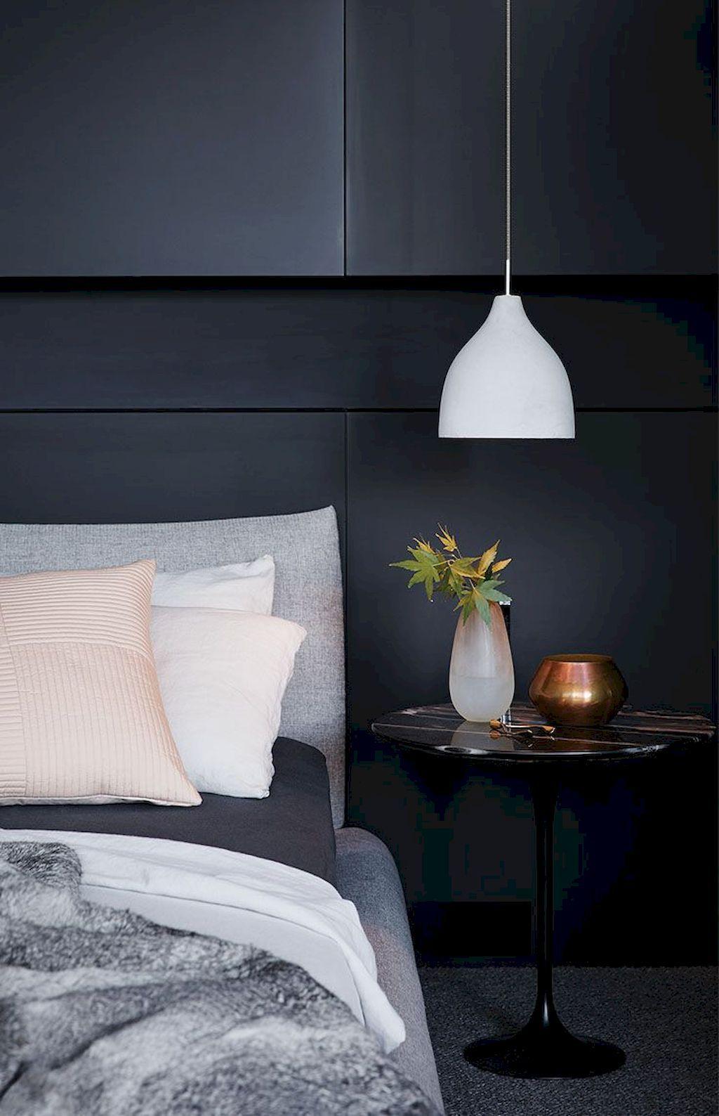 45 Decorative Pendant Lighting With Artsy Shade Designs Pendant Lighting Bedroom Bedroom Lamps Home Decor Bedroom