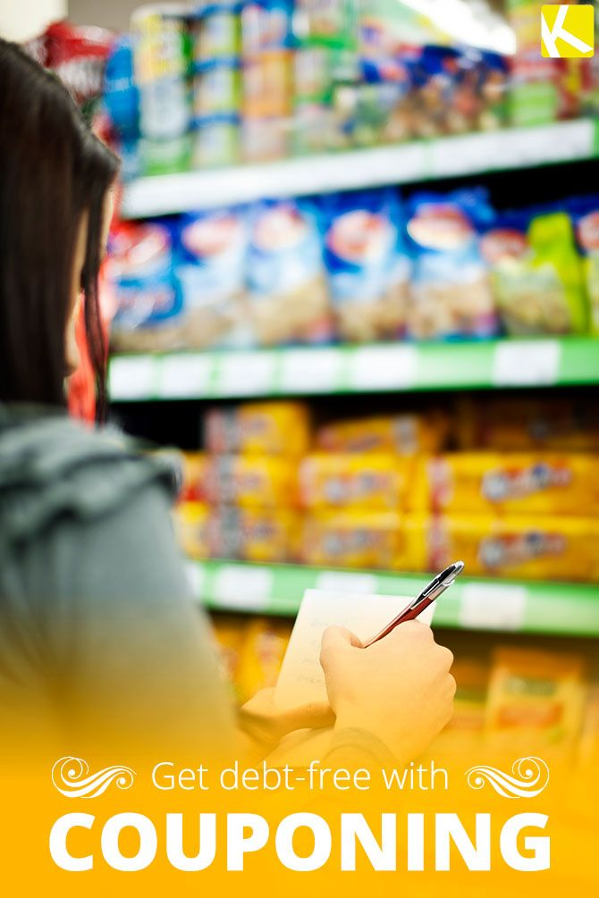 5 Couponing Tips to Help You Gain Your Financial Freedom
