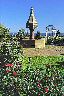 Leif Erickson Park Rose Garden Duluth Mn Leif Erickson Park Rose