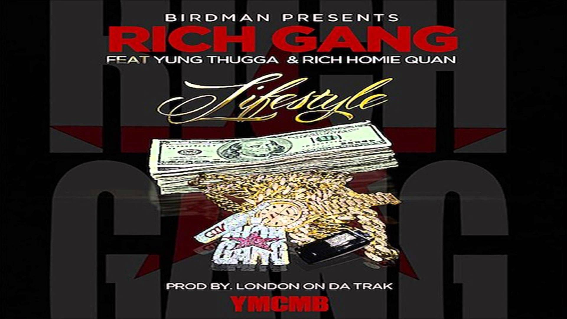 Rich Gang Lifestyle Album Cover