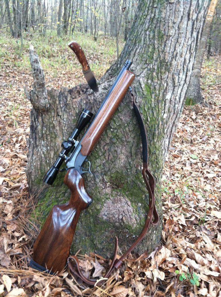 Thompson Center Encore Hunting Pinterest Guns