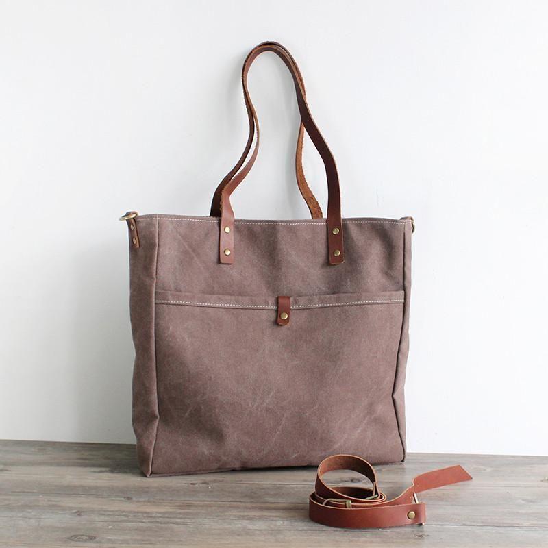 d161720f2137 Tote bag Handmade Canvas Messenger Bag Shoulder Bag Handbag 16000 ...