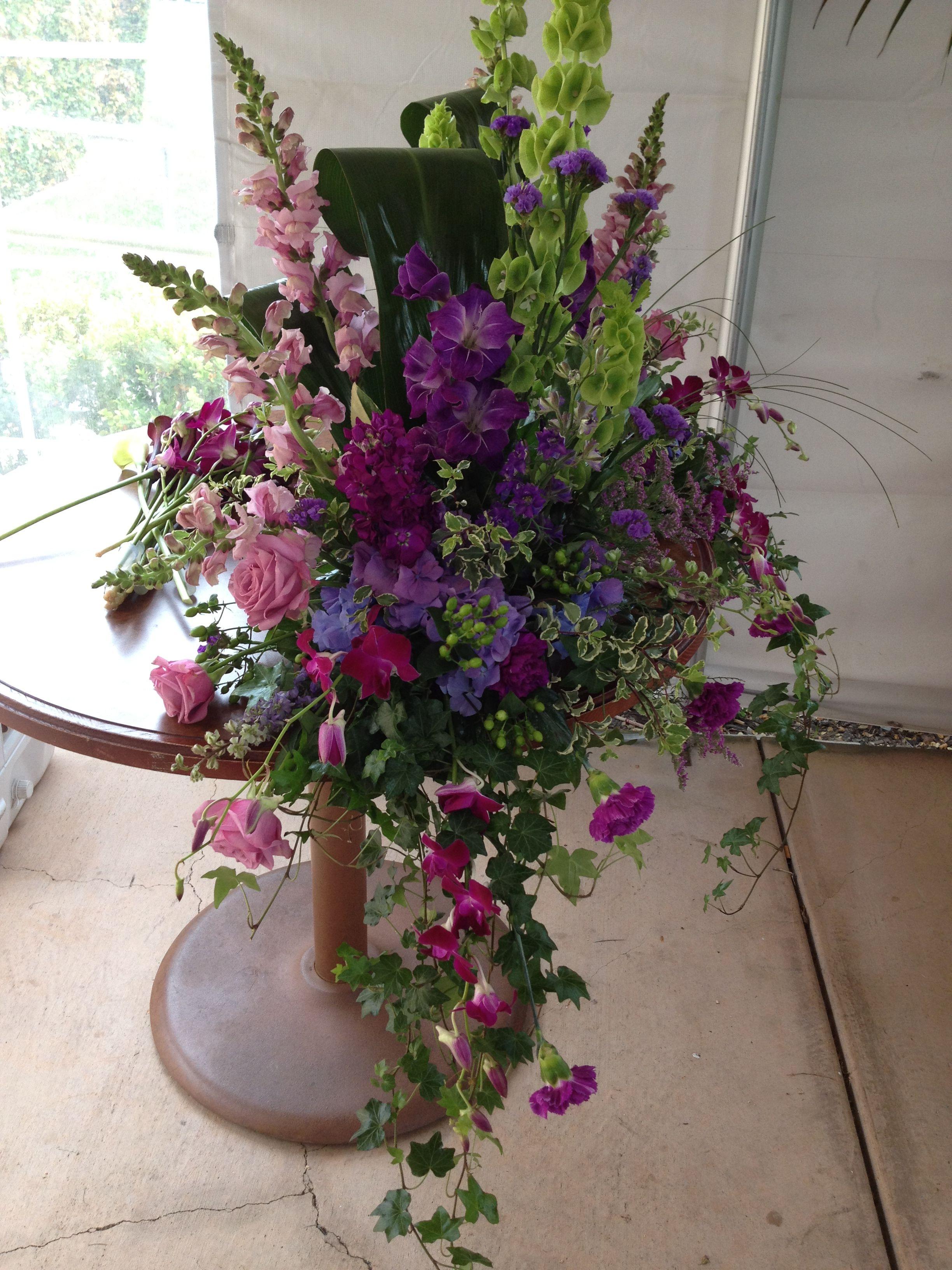 Flower Arrangements Center Pieces