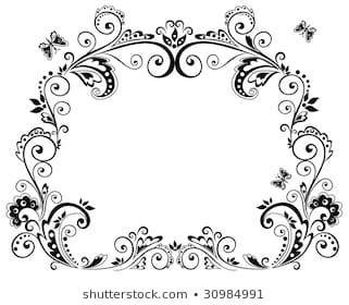 Vintage Frame Stock Vector (Royalty Free) 30984991 - #30984991 #frame #Royalty #stock #vector #vintage - #Iran