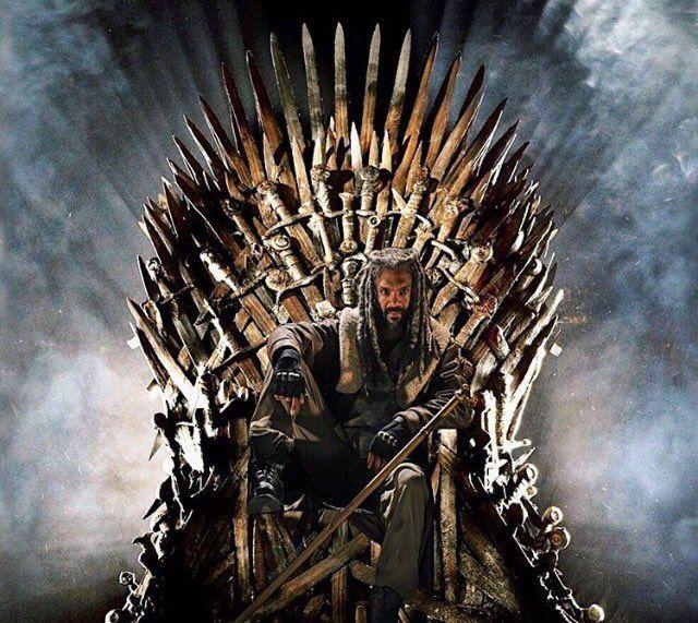 King Ezekiel Ver Juego De Tronos Actores De Juego De Tronos Juego De Tronos