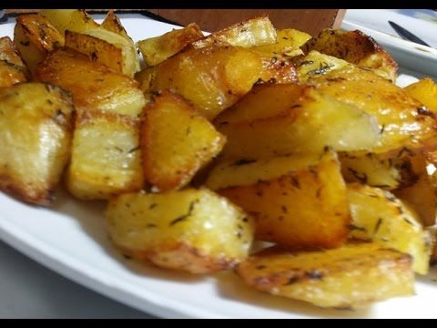 Roasted Potatoes البطاطس المشوية في الفرن Cooking Recipes Cooking Food