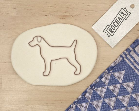 Weimaraner Dog Cookie Cutter  Animal Pet Cookie by RochaixCo