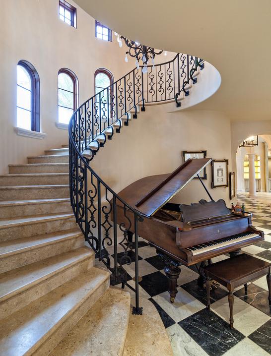 modern und elegant oder rustikal und kraftvoll ihre treppe soll wie ihr lebensraum individuell sein - Modern Und Rustikal Mit Treppenhaus