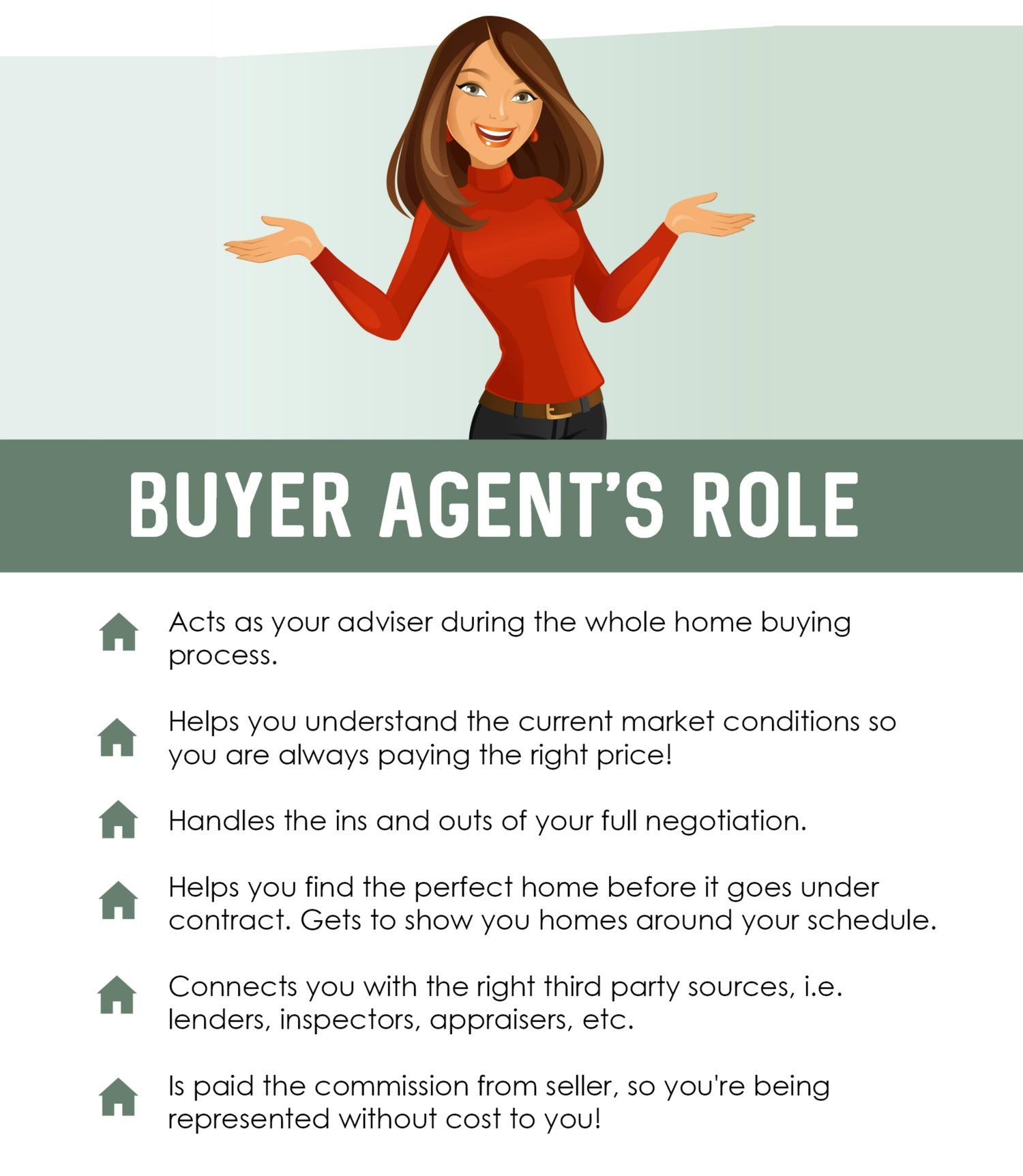 What Is The Role Of A Buyers Agent Real Estate Quotes Real Estate Tips Real Estate Agent Marketing