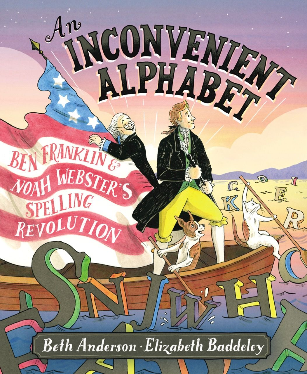 An Inconvenient Alphabet An Interview W Author Beth
