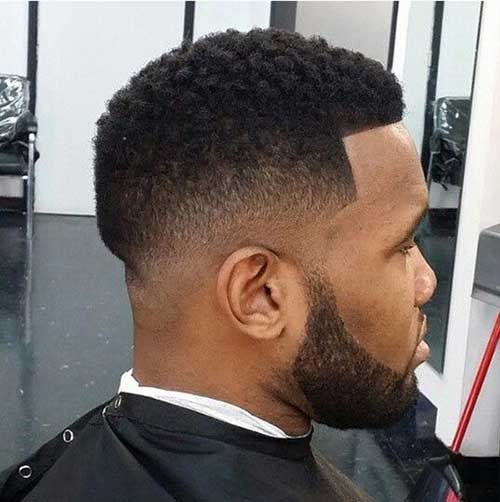 10 Black Male Fade Haircuts | Mens Hairstyles 2014