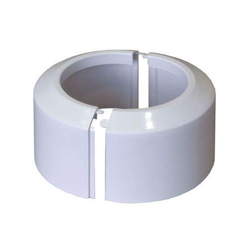 Split Two Piece White Wc Toilet Rosette Soil Pipe Connection