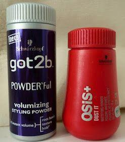 What Red Said...: Dupe Alert - Volumizing Hair Powder