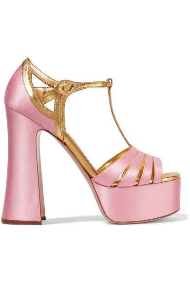 tirement Chaussures De Satin Casadei SlSfPhzxSR