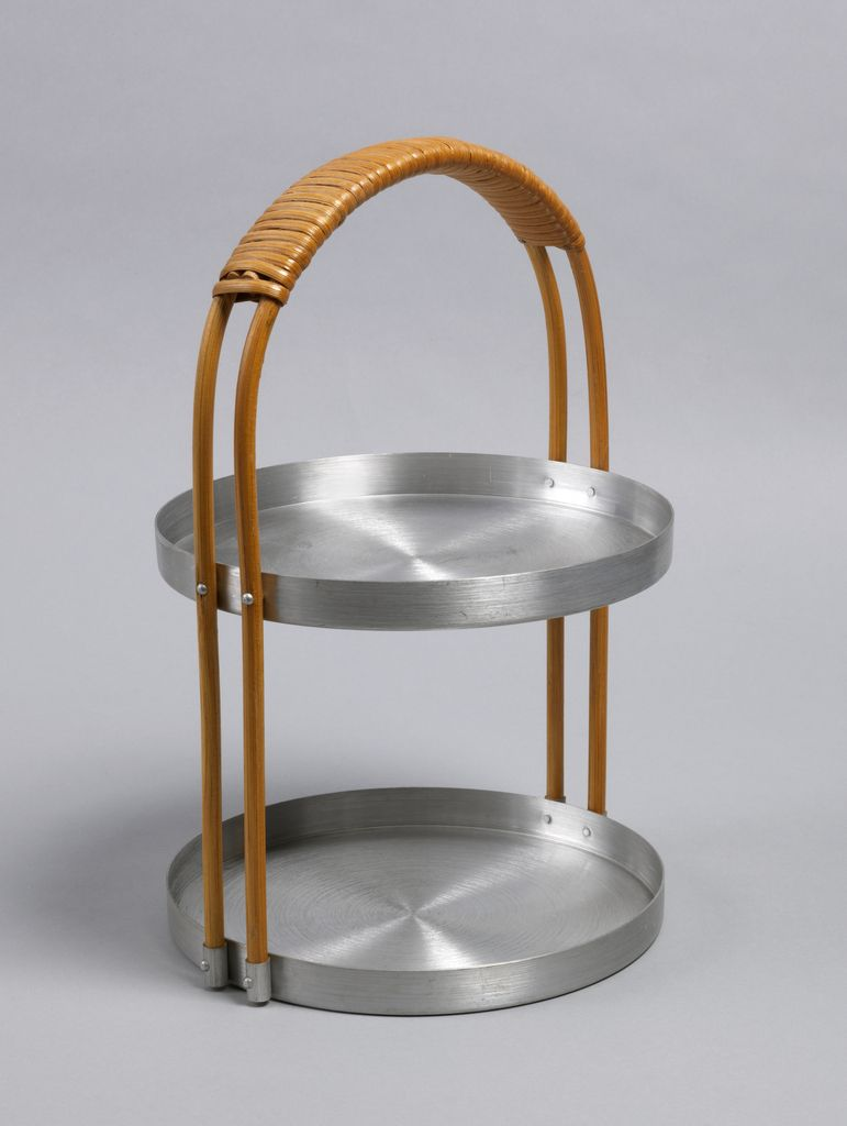Cake tray stand 193040 russel wright vintage cake