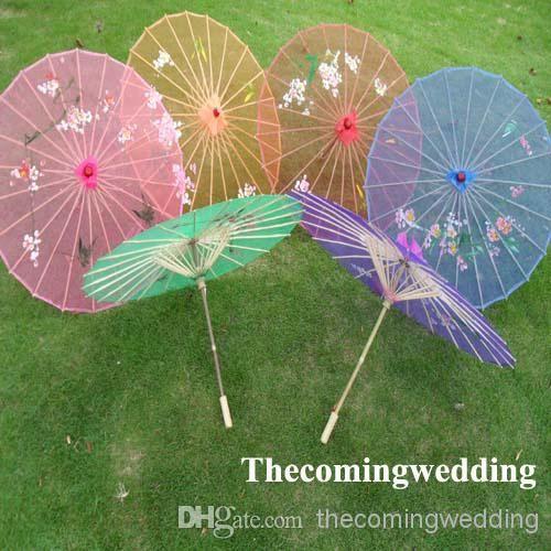 JapanBargain Brand Chinese Oriental Transparent Parasol Umbrella 30-inch