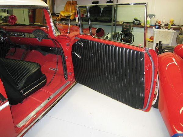A New Custom Interior A 1955 Chevy Bel Air Chevy Bel Air 1955 Chevy Bel Air Bel Air