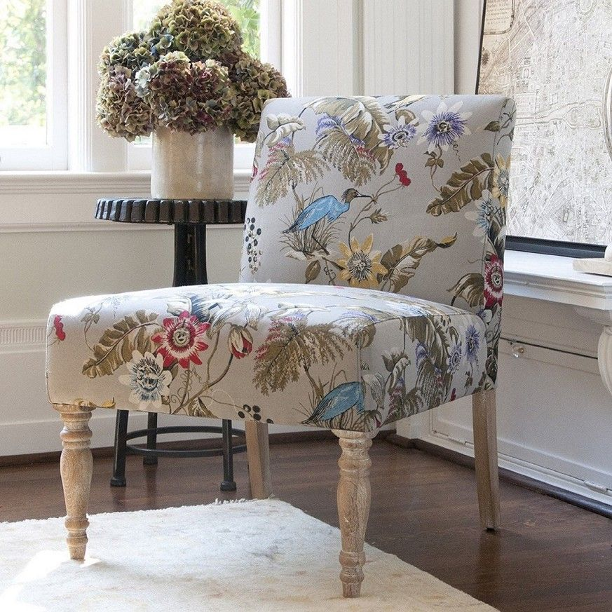 photo of upholstered accent chair important consideration in