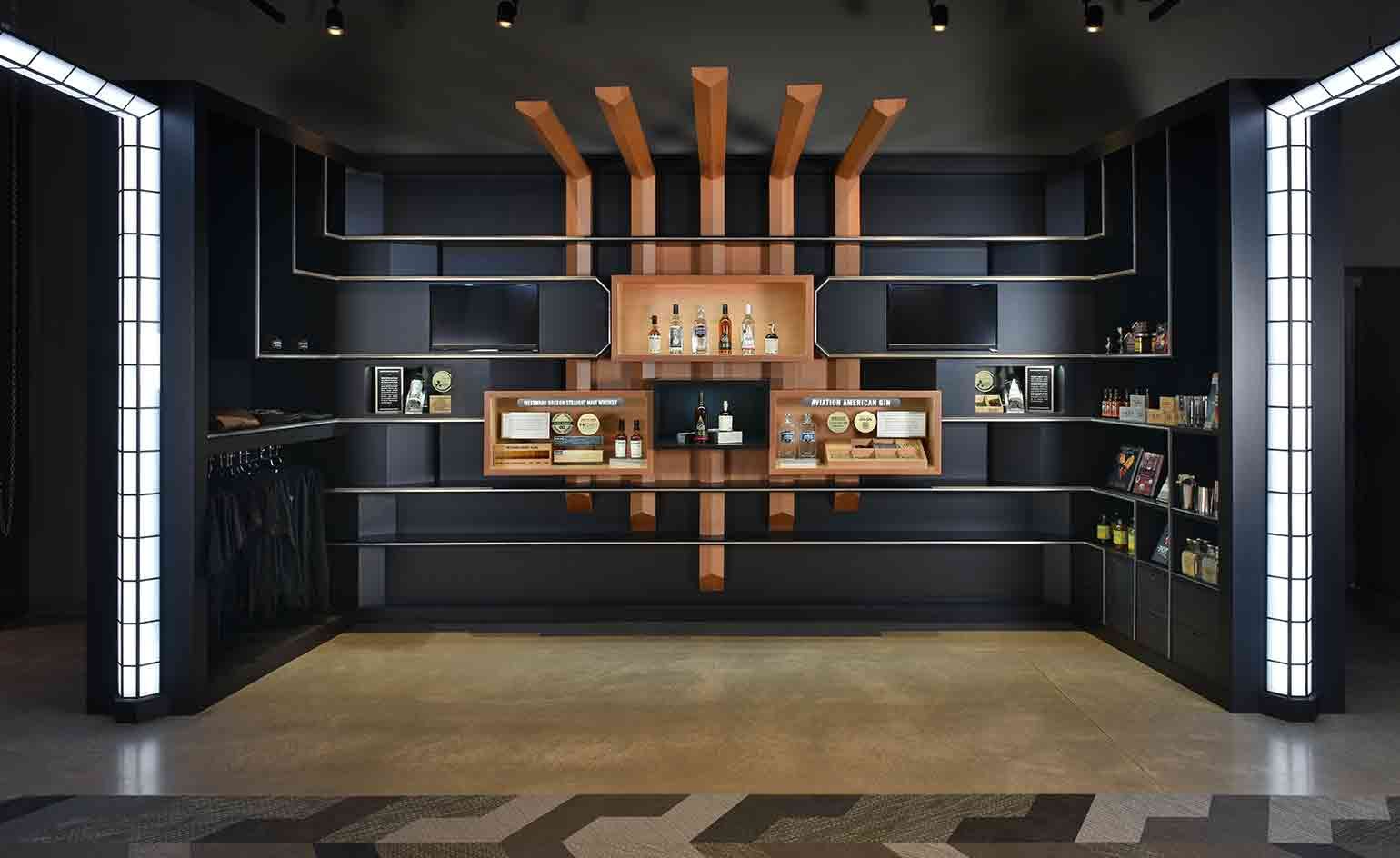 Whitney ii amp tiffany kitchen other by wood mode fine - The New Sonos Flagship Store In Nyc Is An Immersive Space For Die Hard Audiophiles Sonos Spaces And Store