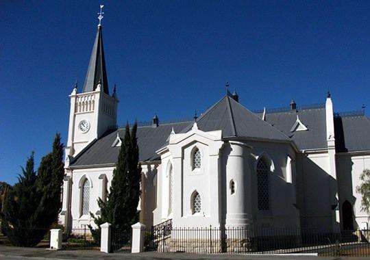 Calvinia - church