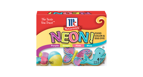 Assorted NEON! Food Colors & Egg Dye | food color | Pinterest | Neon ...