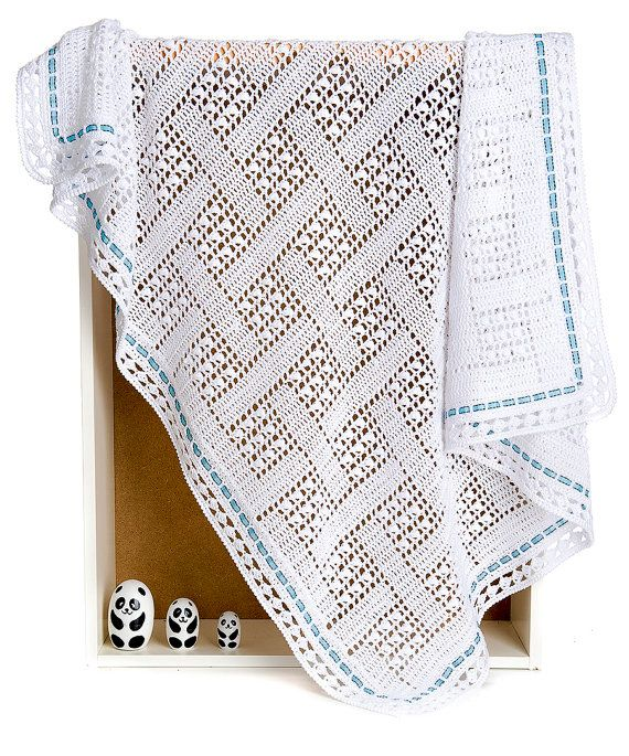 CROCHET PATTERN Dream Catcher Baby Boys Girls Adult Blanket/Throw ...
