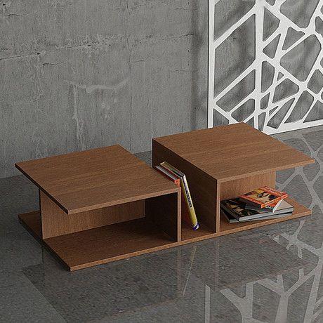 Cool coffee table design | Almacenamiento | Pinterest ...